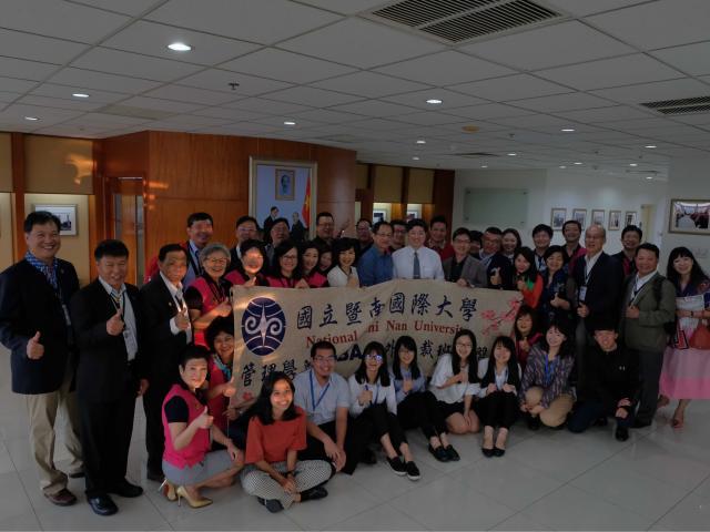 2017年境外班越南移地教學