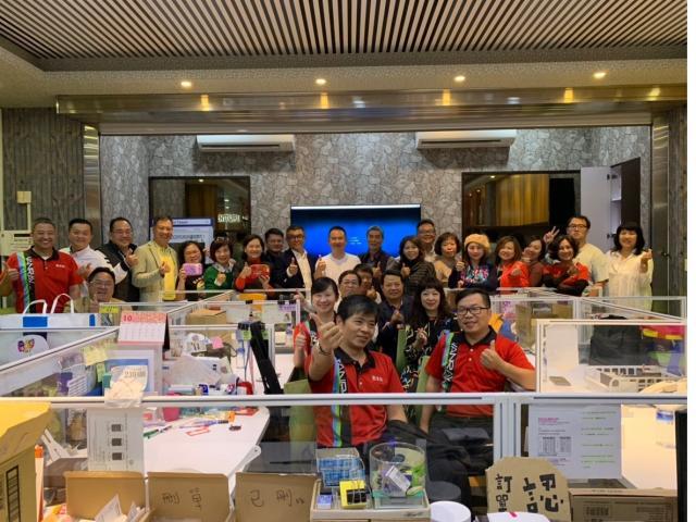 2018年境外班企業參訪