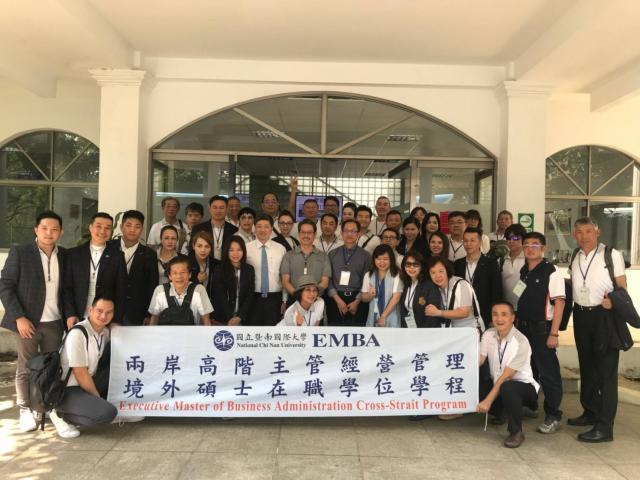 2019年境外班越南移地教學